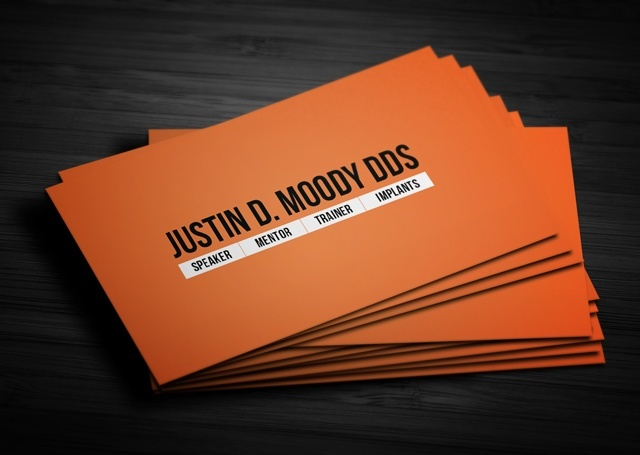 Justin Moody, DDS